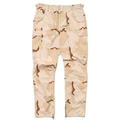nonnative Trooper Trousers Relax Fit Cotton Ripstop Desert Camo