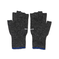 nonnative Worker Cut Off Gloves W/A/N Woven Charcoal