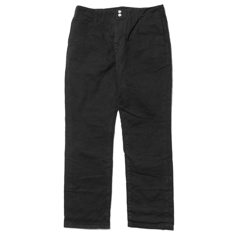 nonnative Worker Pants Relax Fit Cotton Katsuragi Overdyed