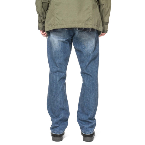 "nonnative Worker Pants Relax Fit Cotton 13oz Selvedge Denim VW ""Russell"""