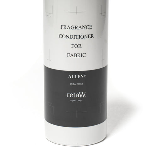 retaW Fragrance Fabric Conditioner Allen