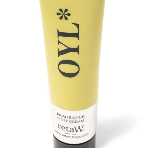 retaW Fragrance Body Cream Oyl, Apothecary