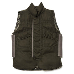 sacai Wool Down Vest