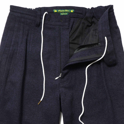 Sasquatchfabrix. China Pants Black x Purple