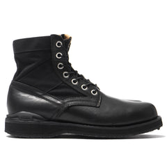 visvim 7-Hole '73-Folk (Veggie) Black