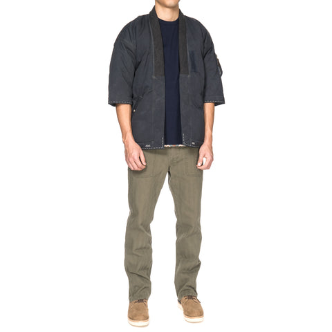 visvim Carpenter Pants Prime WD Herringbone