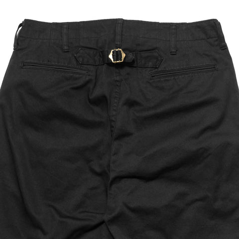 visvim Chino Shorts Black