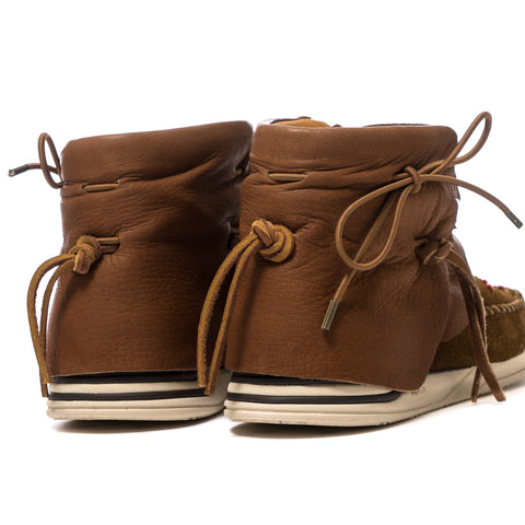 visvim FBT Lhamo Coyote-Folk Brown