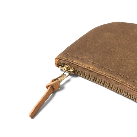 visvim Leather Wallet Brown