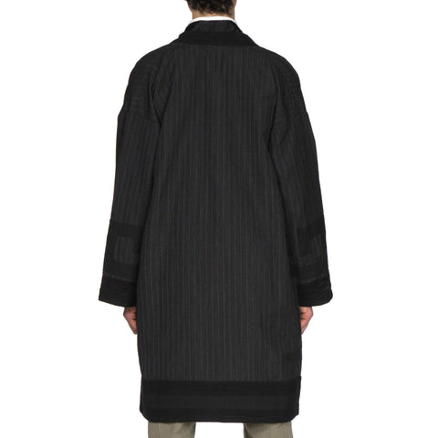 visvim Ruunpe Coat Charcoal