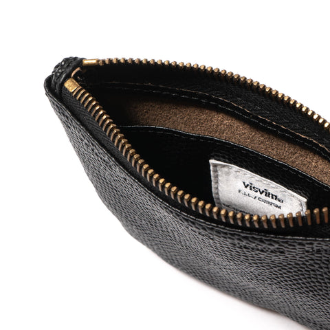 visvim Sixth Man Wallet Black