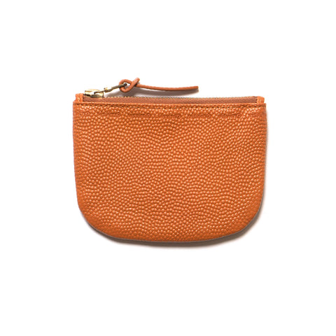 visvim Sixth Man Wallet orange