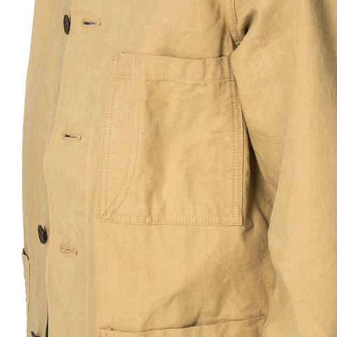 visvim Travail Coverall (Y.D Canvas)