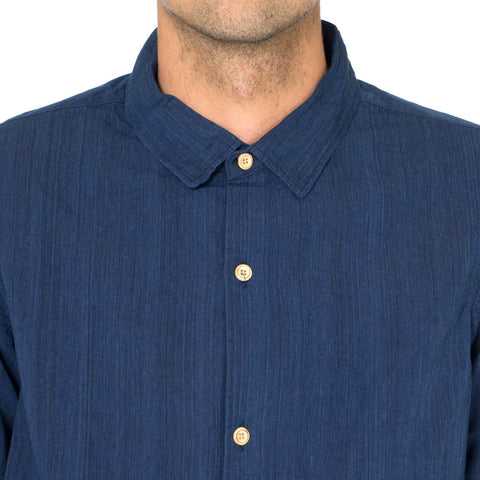 visvim Long Riders Shirt L/S (C/L) Indigo