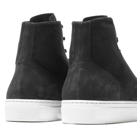 wings + horns Service High Top Black/White