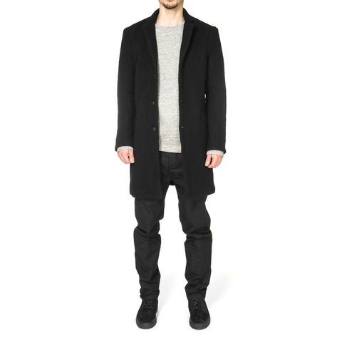 wings + horns Sherpa Wool Topcoat