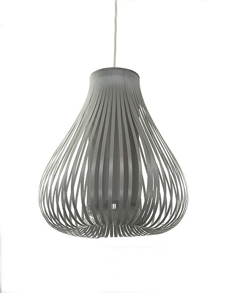 Grey Balloon Pendant Light Shade