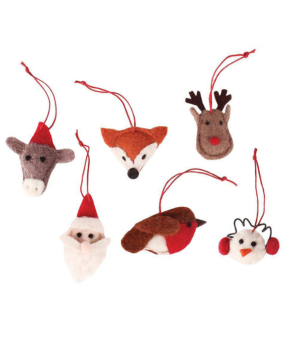 Woodland Christmas Crackers