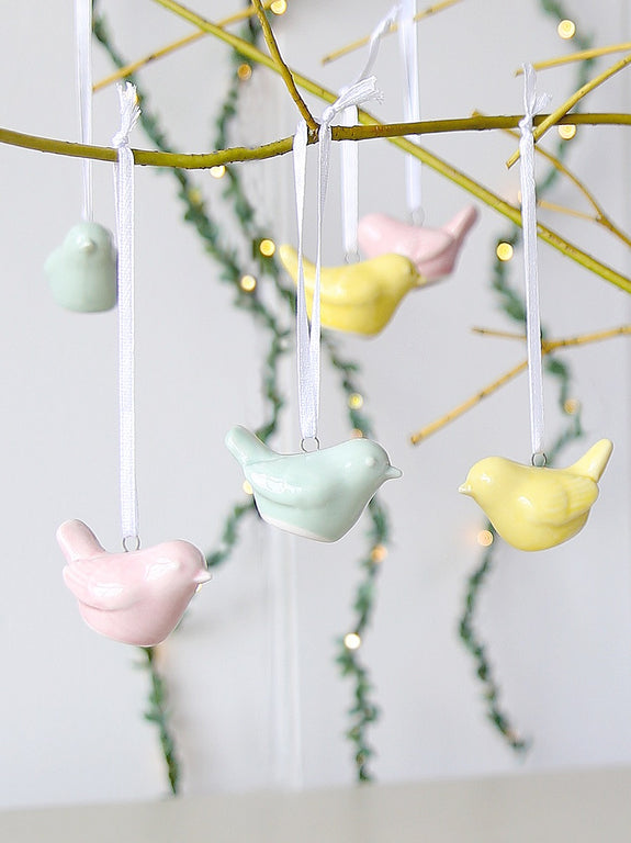 Little Bird Hanging Decoration