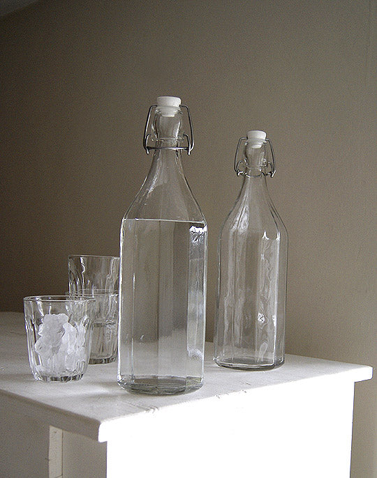 French Table Water Bottle