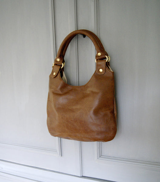 Loren Leather Bag