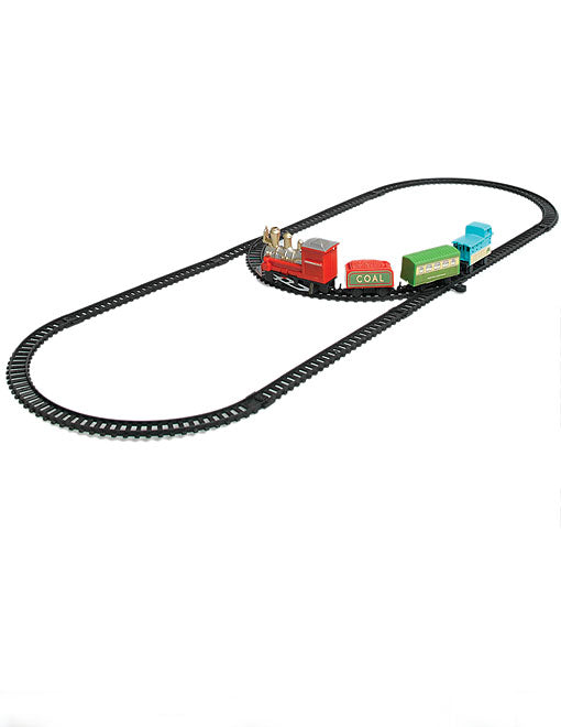 Miniature Train Set