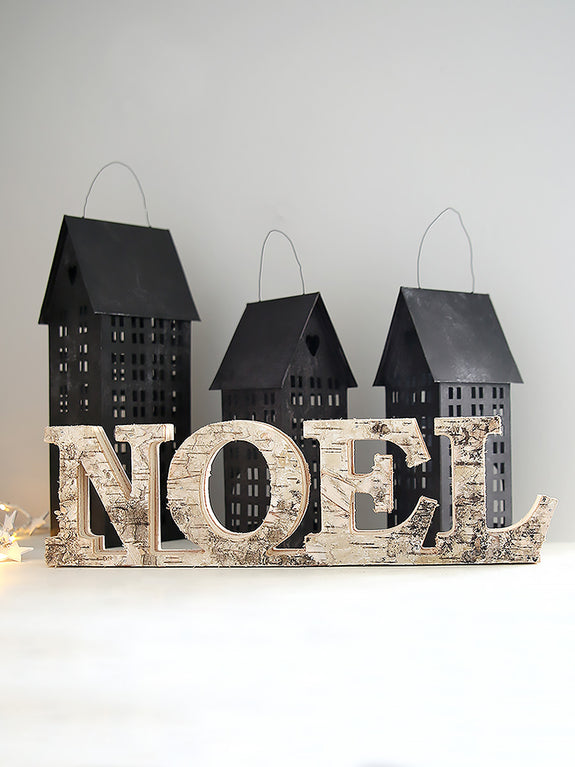Noel Birch Decoration