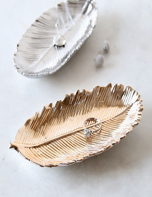 Palm Leaf Dish