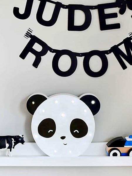 Children's Panda Light