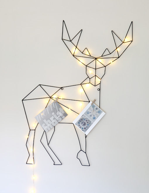 Reindeer Card Holder