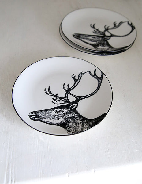 Stag Plate