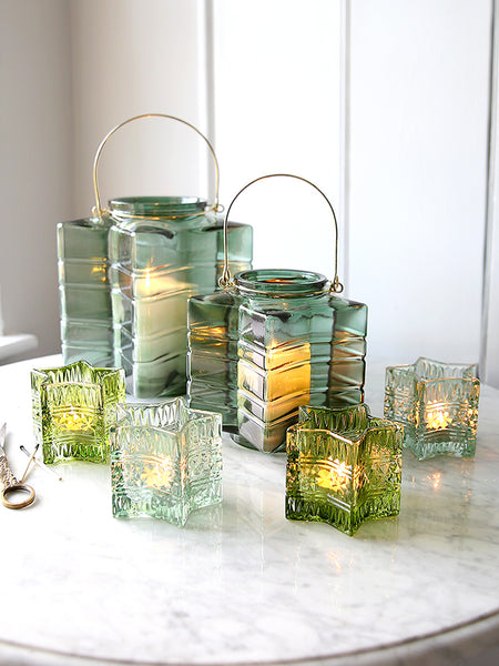 Star Candle Holder Collection