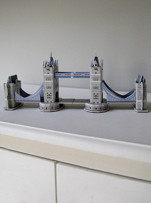 Make Your Own Landmark Tower Bridge