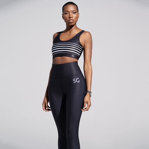 EARN YOUR STRIPES Sport Bra