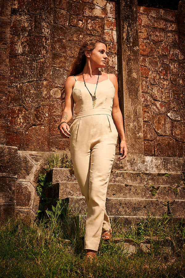 Province Jumpsuit, Paloma Private Label, ethical fashion, Bokor Collection