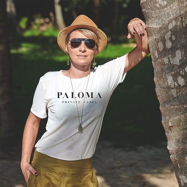 Paloma Private Label Tee