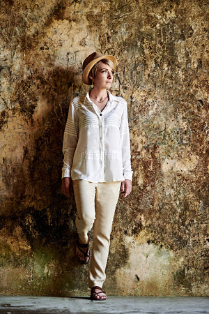 Tonle Trousers, Paloma Private Label, ethical fashion, Bokor Collection