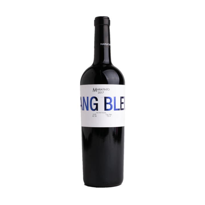 Sang Bleu, Rousillon 750ml