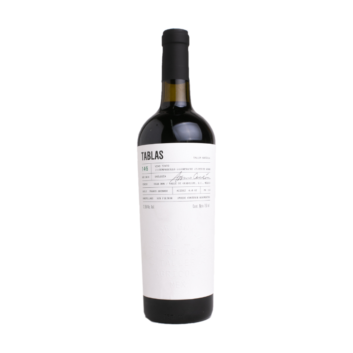 Tablas, Valle de Guadalupe 750ml