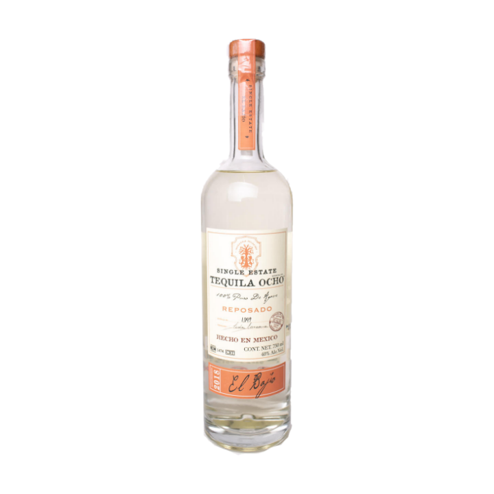 Tequila 8 Reposado 750ml 40%