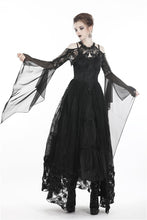 Load image into Gallery viewer, Gothic lace cape with sexy hollow BW059 - Gothlolibeauty