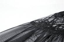 Load image into Gallery viewer, Gothic mesh and lace super long sleeves cape BW074