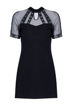 Load image into Gallery viewer, Punk corns row sexy Tee dress DW107 - Gothlolibeauty