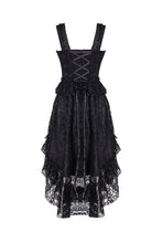 Load image into Gallery viewer, Gothic lolita lace cocktail dress (no petticoat incl.) DW198 - Gothlolibeauty
