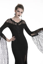 Load image into Gallery viewer, Gothic long sleeves sexy party pencil dress DW327 - Gothlolibeauty