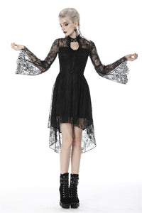 Gothic gorgeous cocktail lace dress DW386 - Gothlolibeauty