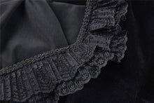 Load image into Gallery viewer, Gothic velvet swallow lace tail jacket JW174 - Gothlolibeauty