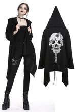 Load image into Gallery viewer, Gothic skull back baggy jacket JW181 - Gothlolibeauty