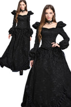 Load image into Gallery viewer, The gothic long skirt (no petticoat included) KW042 - Gothlolibeauty