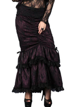 Load image into Gallery viewer, KW061VT Multi-wear Packet hip long skirt - Gothlolibeauty